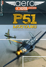 Aérojournal hors-série n°13 : P-51 Mustang - 1944/1945