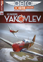 Aérojournal hors-série n°29 : Les chasseurs Yakovlev
