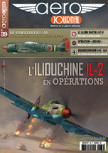 Aéro-journal n°33 : L'Iliouchine IL-2