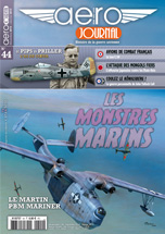 Aéro-journal n° 44 : Les monstres marins
